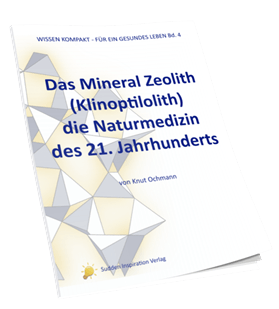 Das Mineral Zeolith
